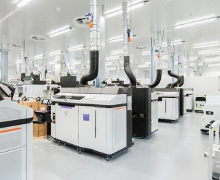 3D tiskárna HP, digitální továrna