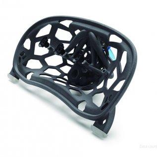Plastový díl organického tvaru vyrobený 3D tiskem