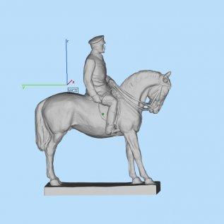 3D model vizualizuje data ze skeneru