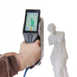 Díky snímání textury ideální skener pro snímání historických předmětů